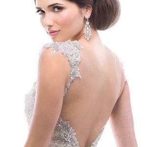 Maggie soterro wedding dress